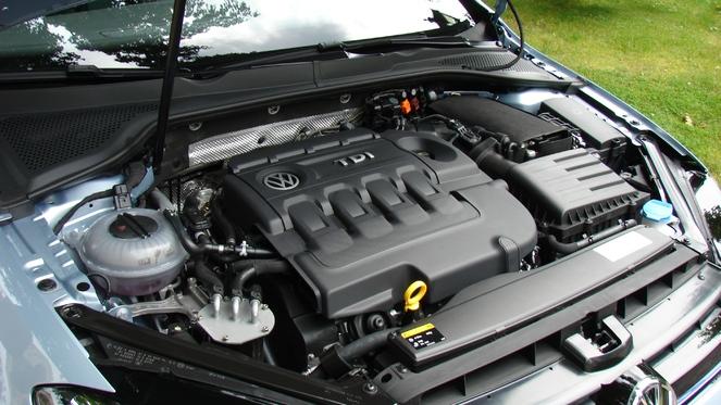 Essai - Volkswagen Golf 1.6 TDI 110 BlueMotion : le chameau de la famille