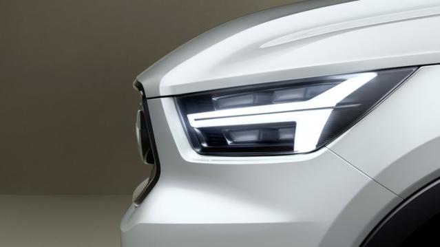 Volvo : un teaser pour une nouveauté importante à venir