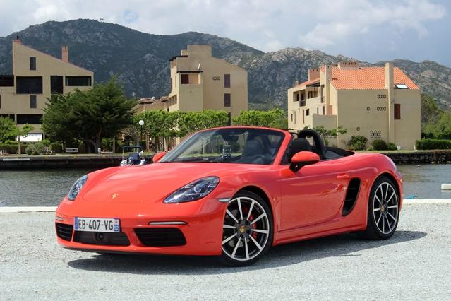 Essai vidéo - Porsche Boxster 718 : se mettre en 4