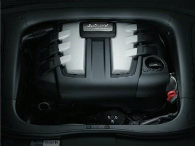 Porsche Cayenne diesel: officiel!