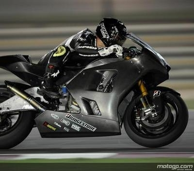 Moto GP - Qatar D.2: Stoner confirme, Melandri étonne