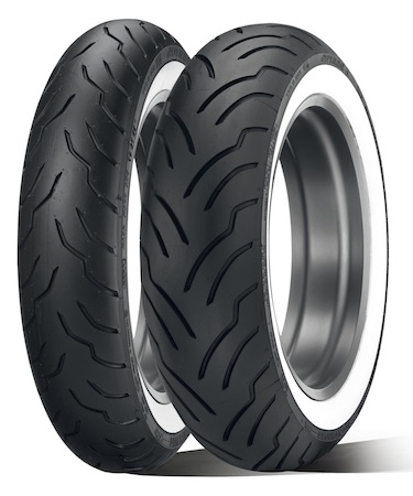 Dunlop American Elite: du Multi-Gommes pour custom et cruiser