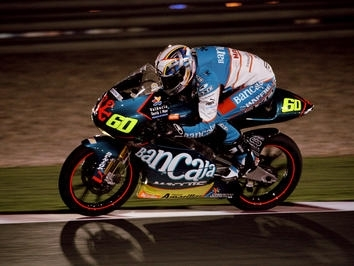 GP125 - Qatar Qualification: Simon comme Stoner
