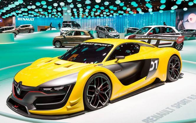Et si Renault produisait la RS.01 ?