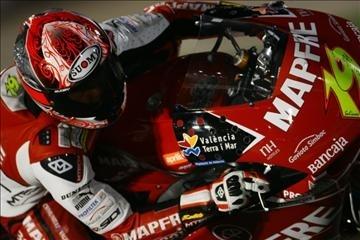 GP250 - Qatar Qualification: Bautista prend la pole, Di Meglio troisième !
