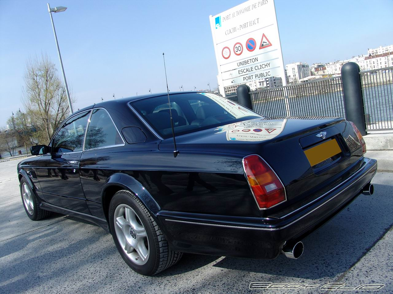 Bentley Continental T Le