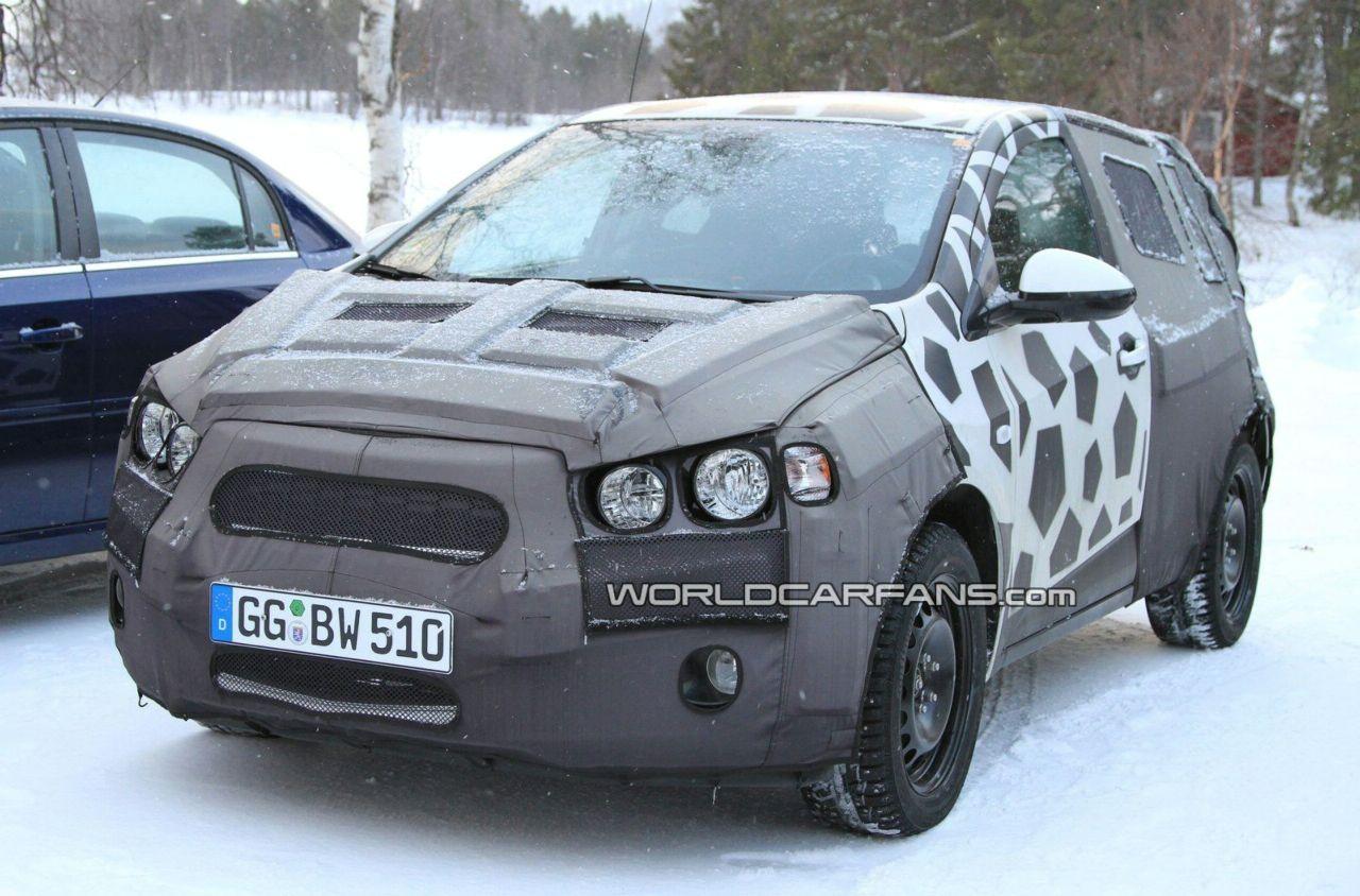 Chevrolet Aveo 2011 - новые …