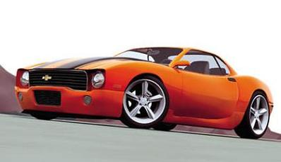 Le grand retour des Muscle Cars