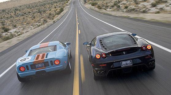 Road&Track : des photos qui laissent rêveur...