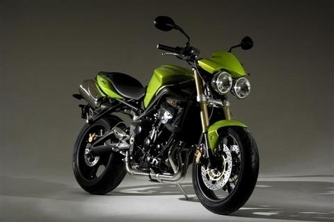 Salon de la moto 2007, le guide des Stands : Triumph
