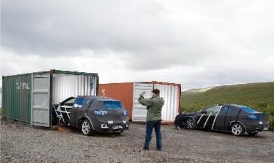Nouvelle Mazda3 5 portes: officielle mais camouflée!