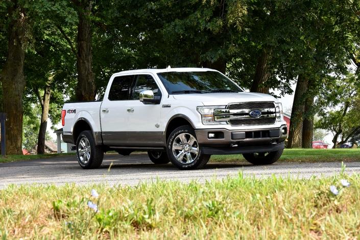 Ford F-150: la production du roi des pick-upà l'arrêt!