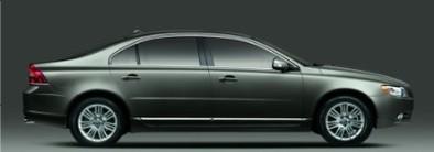 Volvo S80L: Allongée de 14 cm