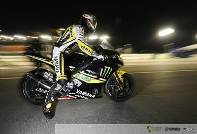 Moto GP - Qatar: Hervé Poncharal est un oiseau de nuit