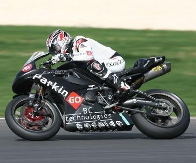 Supersport - Triumph: Garry McCoy est sous le choc