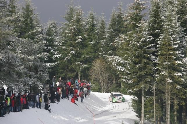 IRC Monte-Carlo après ES10 : le sans faute d'Hirvonen