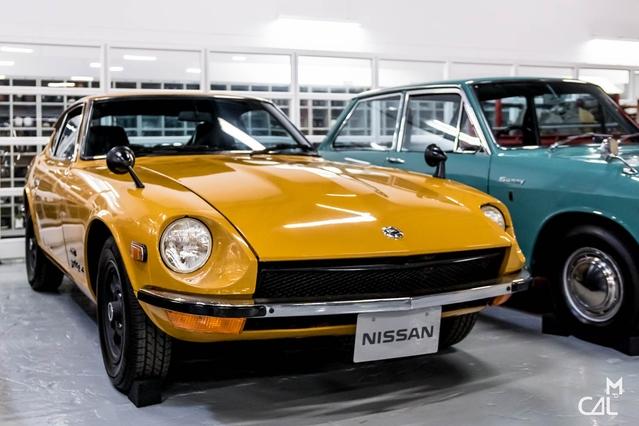 Balade au Japon : Nissan nous ouvre son musée NISSAN DNA GARAGE