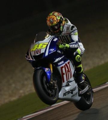 Moto GP - Qatar D.2: Rossi s'attend à un final à rebondissement