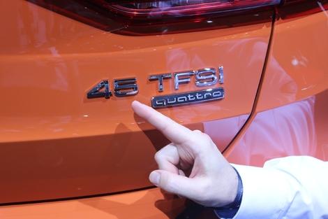 Les nouvelles appellations Audi sont troublantes, comme peuvent l'être celles chez Mercedes ou BMW. Avant, on s'y retrouvait avec la cylindrée et la puissance. Plus maintenant.