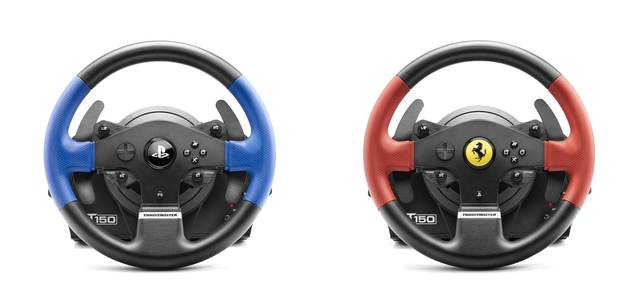 Test : Thrustmaster T150 Force Feedback pour PC, PS3 et PS4