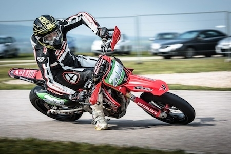 Interview: Supermotard, championnat de France 2016, Insane Parts... une structure en pleine ascension