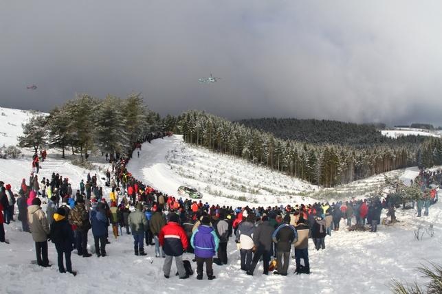 IRC Monte-Carlo ES 11 : Ogier bombarde (fort)