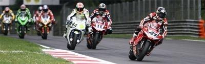 Réglement Superbike 2008: Ca se décide ce week end au Mugello.