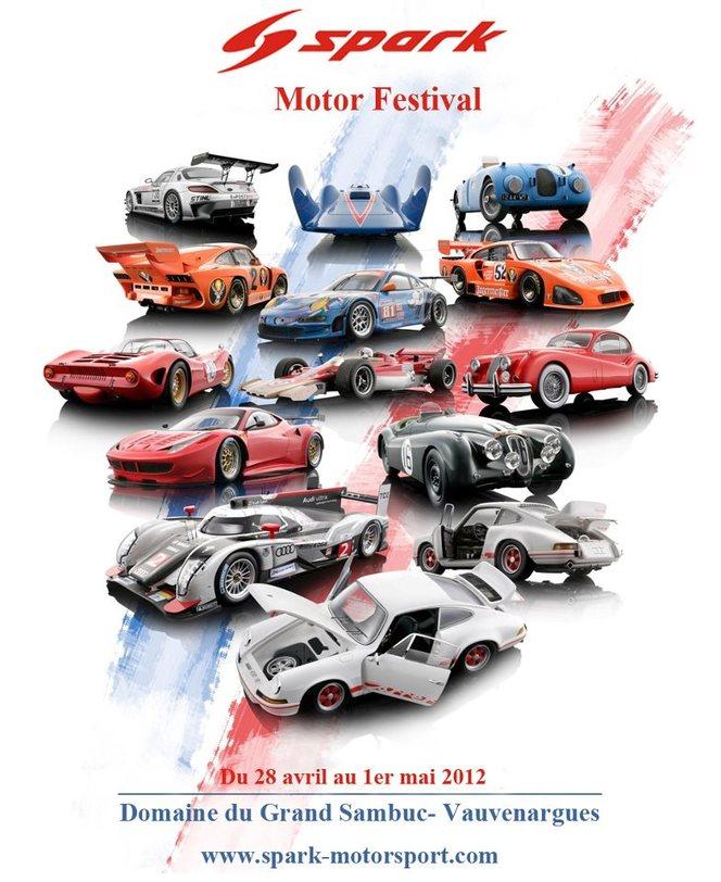 Spark Motor Festival : c'est ce week-end au Grand Sambuc avec Romain Dumas et sa Porsche GT3 RS Pikes Peak