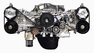Le moteur boxer tire son nom du mouvement des pistons qui imite celui des bras d'un boxeur