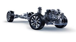 Le système Subaru Symmetrical All-Wheel Drive (AWD)