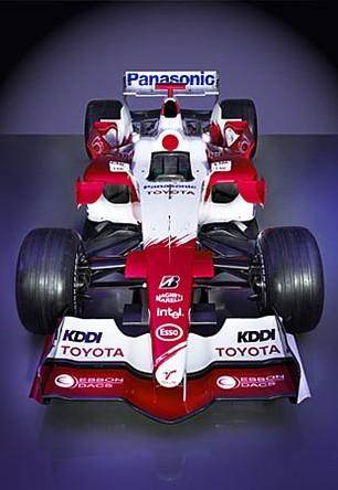 Toyota TF106 : la F1 cuvée 2006