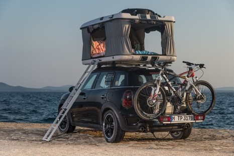 Mini: 3 concepts pour le camping