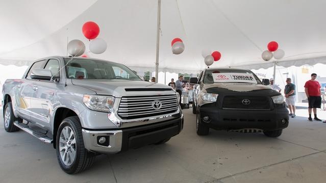 Toyota lui offre un pickup pour avoir effectué un million de miles