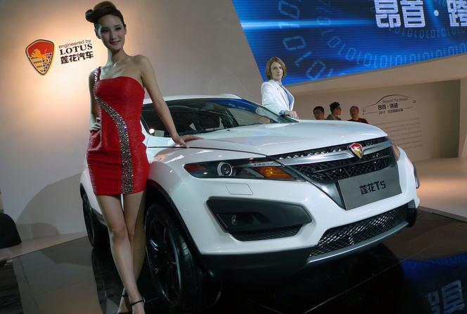 Pékin 2012 : Youngman Lotus T5, un SUV très réaliste