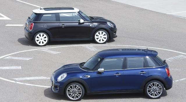 Mini 3 et 5 portes. Laquelle choisir?