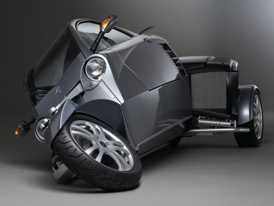 Sans moyeu et sans rayons sur ses roues S1-carver-one-position-auto-sensations-moto-413549