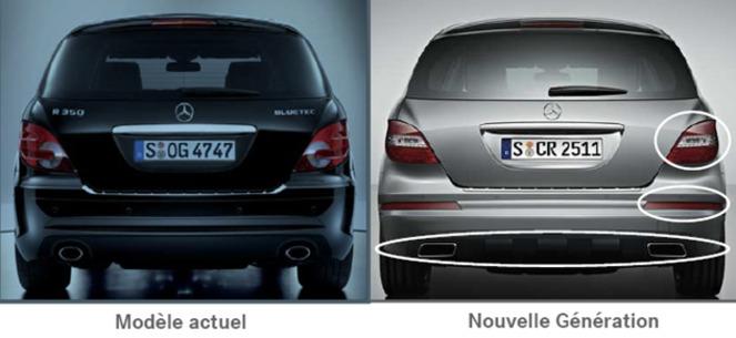 Essai - Nouvelle Mercedes Classe R : un restyling sobre pour un concept toujours aussi novateur