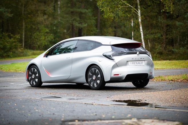 Vidéo - Caradisiac a essayé le concept car Renault Eolab