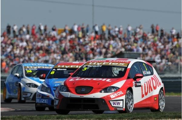 (Week-end de courses) WTCC, GP2, IndyCar et DTM