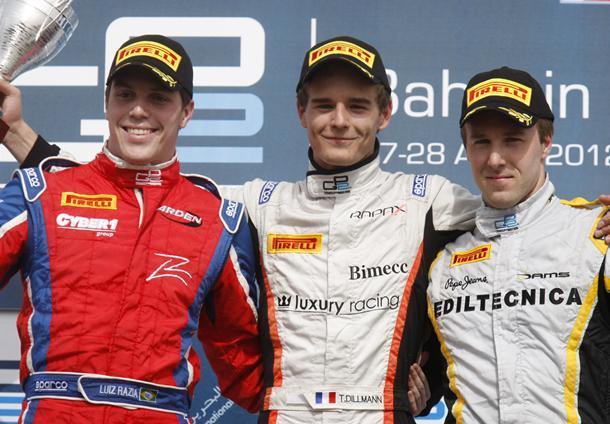 Français en course #5 - Dillmann victorieux en GP2
