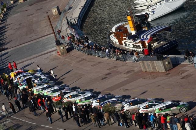 IRC Monte-Carlo : premières victoires pour Mikko Hirvonen, la Ford Fiesta et Pirelli