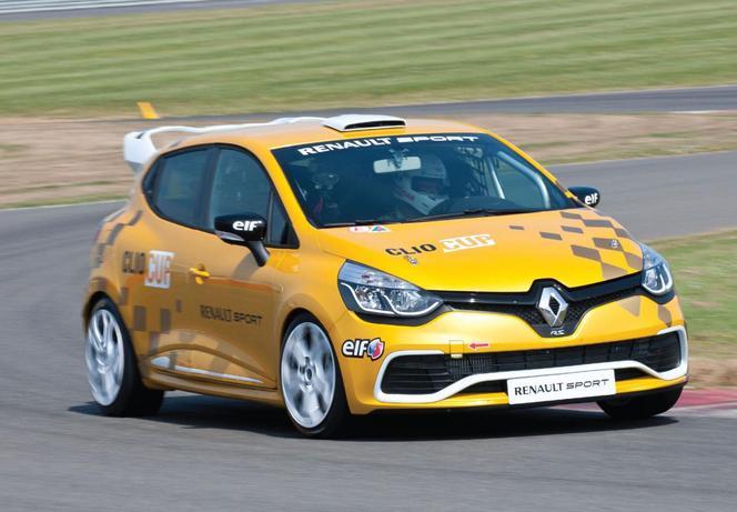 220 ch pour la Renault Clio Cup