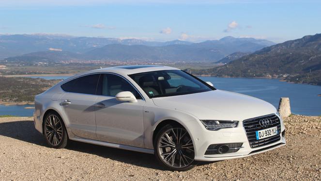 Essai vidéo - Audi A7 Sportback restylée : à la diète