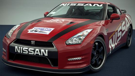 La Nissan GT-R bientôt en Grand-Am?