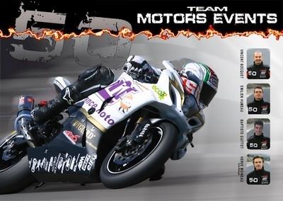 Championnat du monde d'endurance : le Team Motors Events plus motivé que jamais…