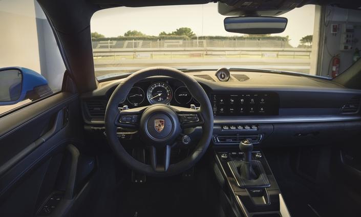 Porsche 911 GT3 (2021) baru: lebih cepat dari cepat