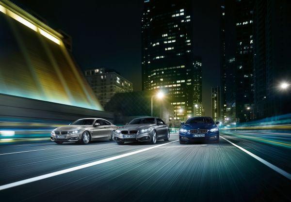 BMW Série 4 : les prix