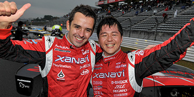 Interview Benoît Tréluyer, champion 2008 Super GT