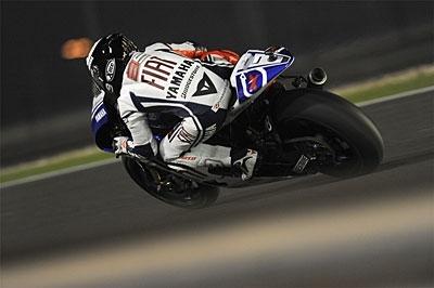 Moto GP - Qatar: Lorenzo veut être dans le bon lot