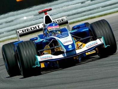 Jacques Villeneuve chez BMW Sauber F1, c'est officiel
